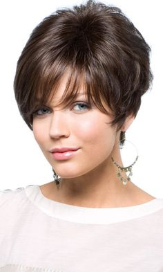 short choppy hairstyles for fine hair | ... your hair texture because choppy styles suit straight hair types
