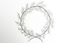 New Screen Laurel Wreath drawing Strategies Your laurel wreath is often a wreath. : New Screen Laurel Wreath drawing Strategies Your laurel wreath is often a wreath that is produced while using foliage along with branches of you Postman's Knock, Willow Wreath, Willow Leaf, Wreath Drawing, Leaf Drawing, Laurel Leaves, Simple Pictures, Laurel Wreath