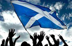 November 30 - Saint Andrew's Day in Scotland