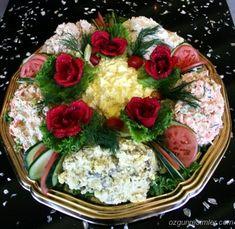 Güzel Salata Resimleri Pasta Salad, Acai Bowl, Breakfast, Ethnic Recipes, Food, Crab Pasta Salad, Acai Berry Bowl, Morning Coffee, Essen