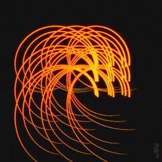 Gifs Orange Gifs - Geometric & Patterns , animated gif gifs hypnotic trippy via   Filling My Soul with Love & Beauty