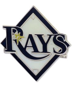 Aminco Tampa Bay Rays Logo Pin