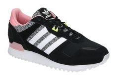 Adidas ZX 700 W zwarte lage sneakers