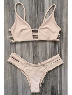 SHARE & Get it FREE | Elastic Spaghetti Straps Solid Color Bikini SetFor Fashion Lovers only:80,000+ Items • New Arrivals Daily Join Zaful: Get YOUR $50 NOW!