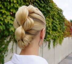 BUBBLE PULL THROUGH BRAID  So easy you have to try!
