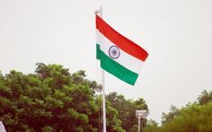 Indian flag tricolor
