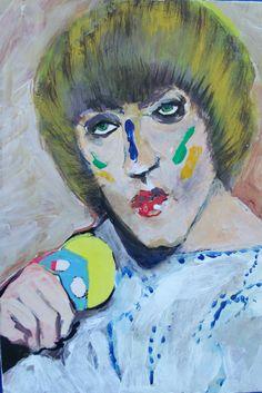 """Qual a pintura Pablo?"" - by Robinson Oliveira"