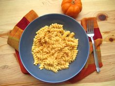 Pumpkin Mac and Cheese (Low-Fat and Low-Carb!)