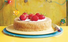 Three types of milk are used in this rich yet fluffy cake, traditionally served at Mexican celebrations. From new book Real Mexican Food.