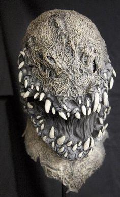 Grimm creatures | Mr Grimm Cornfield of Hell Evil Scarecrow Demon Beast Monster Creature ...