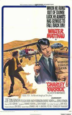 Charley Varrick (1973) - Walter Matthau DVD