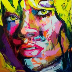 This is a print of one of NIELLY FRANCOISE painting. An artist that I'm obsessed with right now. I love his work. Discovered him and started following him on Behance. Check out his work @ https://www.behance.net/NIELL or at his store @ http://store.francoise-nielly.com/