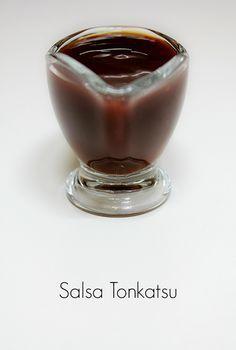 Salsa Tonkatsu {fácil y sin cocción} - LAS SALSAS DE LA VIDA