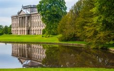 Lyme Park Cheshire England