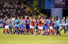 リトルなでしこがW杯優勝!決勝でスペイン撃破 国際ニュース:AFPBB News