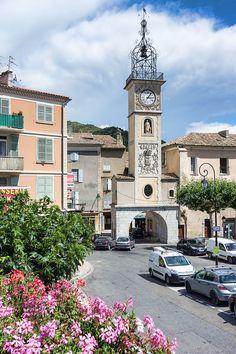 Sisteron - Alpes de Haute Provence - alt : 482 m