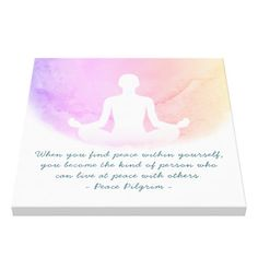Yoga Instructor Studio Meditation Easy Pose Quotes Canvas Print   pilates yoga, beginners yoga routine, begginer yoga routine #2019 #healthybody #healthylifestyle, 4th of july party Yoga Flow Sequence, Life Coach Quotes, Yoga Routine For Beginners, Easy Meditation, Class Notes, How To Start Yoga, Canvas Quotes, Yoga For Kids, Vacation Pictures