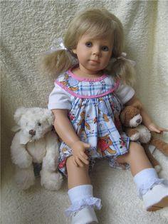 Моя Алиса, Alice от Elisabeth Lindner. Зарисовки / Куклы Gotz - коллекционные и игровые Готц / Бэйбики. Куклы фото. Одежда для кукол