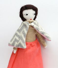 Image of May doll Autumn winter series - le train fantome