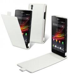 Funda Sony Xperia Z Made for Xperia - Slim Blanca