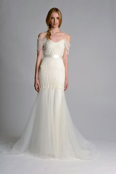 Marchesa 2014 Bridal Collection. Style B10814. 212 872 8957