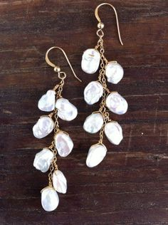 gold & grace earrings