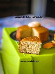 Yes this orange sponge cake is eggless, butterless and totally flawless. This recipe was posted. Orange Sponge Cake, Lemon Yogurt Cake, Custard Pudding, Eggless Recipes, Sponge Cake Recipes, Cake Tins, Amazing Cakes, Cravings, Good Food