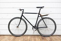 David Qvick's brilliantly simple concept bike, the DV01