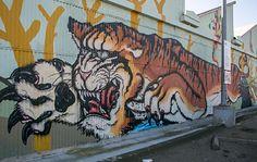 Take a Tour of Oakland's Most Impressive Murals