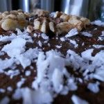 Recipe – Raw German Chocolate Cake With Nutiva Coconut Oil