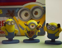 """Check out new work on my @Behance portfolio: """"Minions"""" http://be.net/gallery/38138307/Minions"""