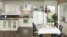 Rustikální kuchyně | Kuchyně Krigl – designové kuchyně Gorenje
