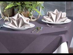 Videos :: Milliken Table Linens