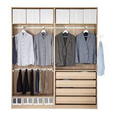 PAX Kleiderschrank - -, - - IKEA