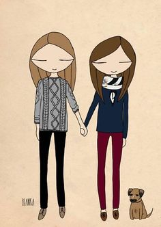 Couples illustration image 17