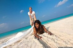 Trash that dress #weddings Irufushi #Maldives www.getaways.mv