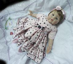 Bebê Reborn Maria Eduarda By Vandréia Silvestre.