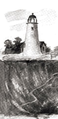 Racine Harbor (Root River) Lighthouse (good information in this link on this early lighthouse).