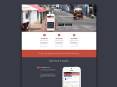TinyLove Landing Page by Balraj Chana