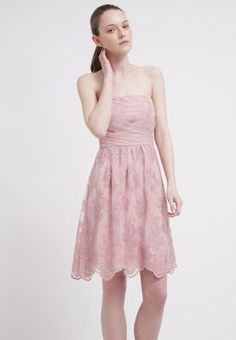 Esprit Collection Cocktailklänning - peach blossom - Zalando.se