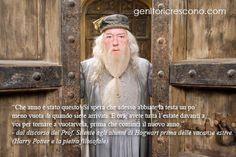 """Che anno è stato questo! Si spera che adesso abbiate la testa un po' meno vuota di quando siete arrivati..E ora, avete tutta l'estate davanti a voi per tornare a vuotarvela, prima che cominci il nuovo anno.""""  - dal discorso del Prof. Silente agli alunni di Hogwart prima delle vacanze estive. (Harry Potter e la pietra filosofale)"""