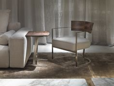Flexform, Milan 2015: Morgan armchair & Cestone side table, projects by Antonio Citterio., made in Italy. #piso18casa-flexform #masaryk #flexform #luxury #luxurylifestyle #qualitybrand #beautifullifestyle #madeinitaly  #piso18casa_flexform #italiandesign #contemporarydesign #contemporaryinteriors #contemporary #modern #modernfurniture #moderndesign #moderninteriors #luxuryfurniture #interiordesign #luxeinteriors #interiorarchitecture #polanco #furniture #antoniocitterio #armchair #sidetable…