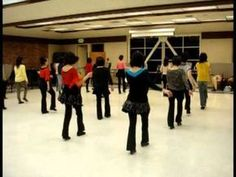 Elvis Shuffle Line Dance (Oct 10) - YouTube