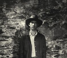 Willie Watson tintype photo.