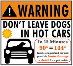 FREE Don't Leave Dogs in Hot Cars Wristband & Laminated Sign   Closet of Free Samples   Summer is here in the USA and every single year there are hundreds of dogs that die in hot cars. It only takes 15 minutes for 90°F to turn into 144°F inside of a car and that results in possible brain damage or death for your pet. Givebuy is working to get this sign posted in local p...  Automotive, Freebies, Pet Samples