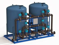 Large Scale Water System South Africa - for effective filtration!