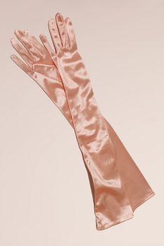 Pink Gloves, Black Gloves, Cheap Sweet 16 Dresses, Elegant Gloves, Dressy Casual Outfits, Gloves Fashion, Satin, Lingerie, Spandex
