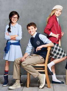 From Homeroom to Hockey, Lands' End is your Back To School Headquarters from A to Z!