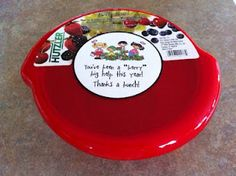 First Grade Gallery- Lessons for Little Learners: Berry Thankful Freebie and Volunteer Gift Idea
