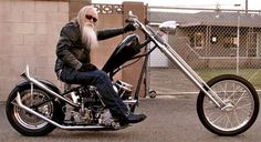 Older Bikers Never Die